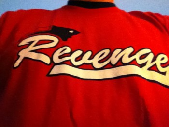 Revenge-tshirt